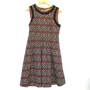 Alice + Olivia print dress sz XL